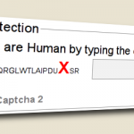 Gab Captcha 2 plugin for WordPress