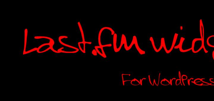 gLastFM banner