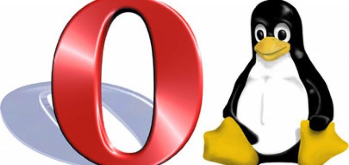 Opera Linux